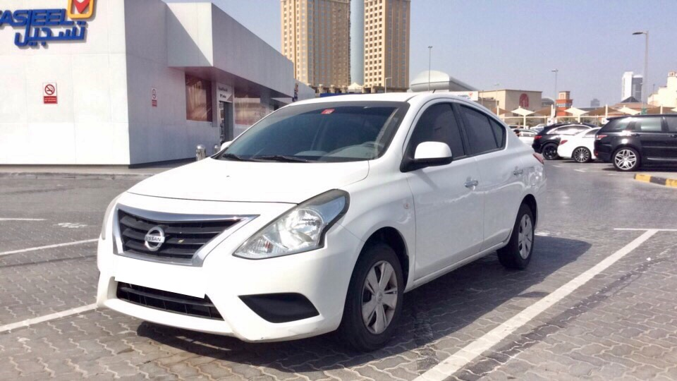 Used Nissan Sunny S 2016 For Sale In Dubai