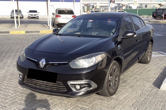 Used Renault Fluence 2.0L 2016 For Sale In Dubai