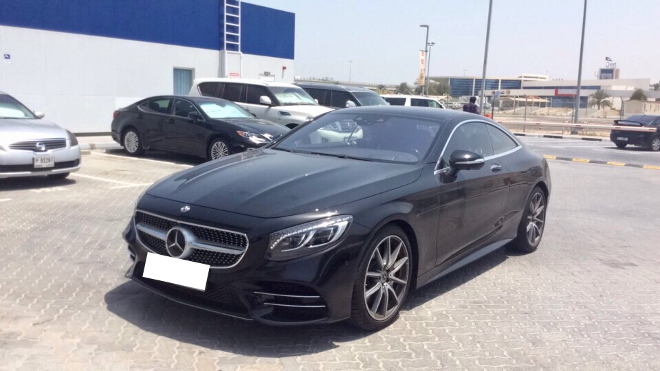 Used Mercedes-Benz S-Class Coupe 2019 For Sale In Dubai