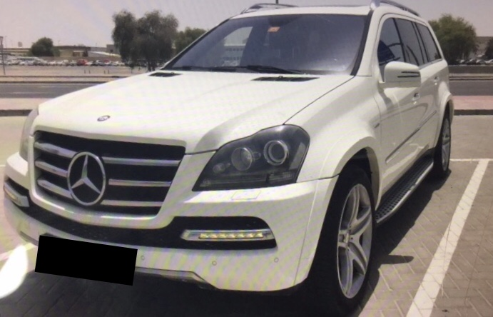 Used Mercedes-Benz GL 500 2012 For Sale In Dubai