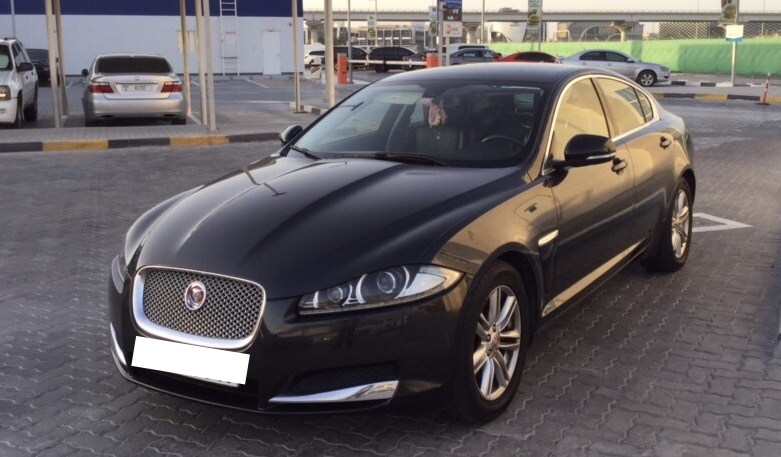 Used Jaguar XF 2.0L TC 2014 For Sale In Dubai
