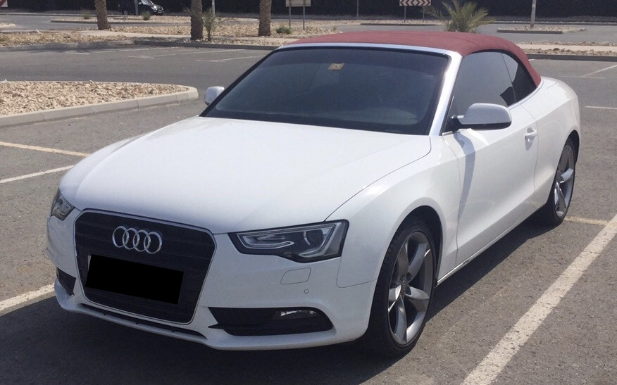 Used Audi A5 1.8L Coupe 2014 For Sale In Dubai