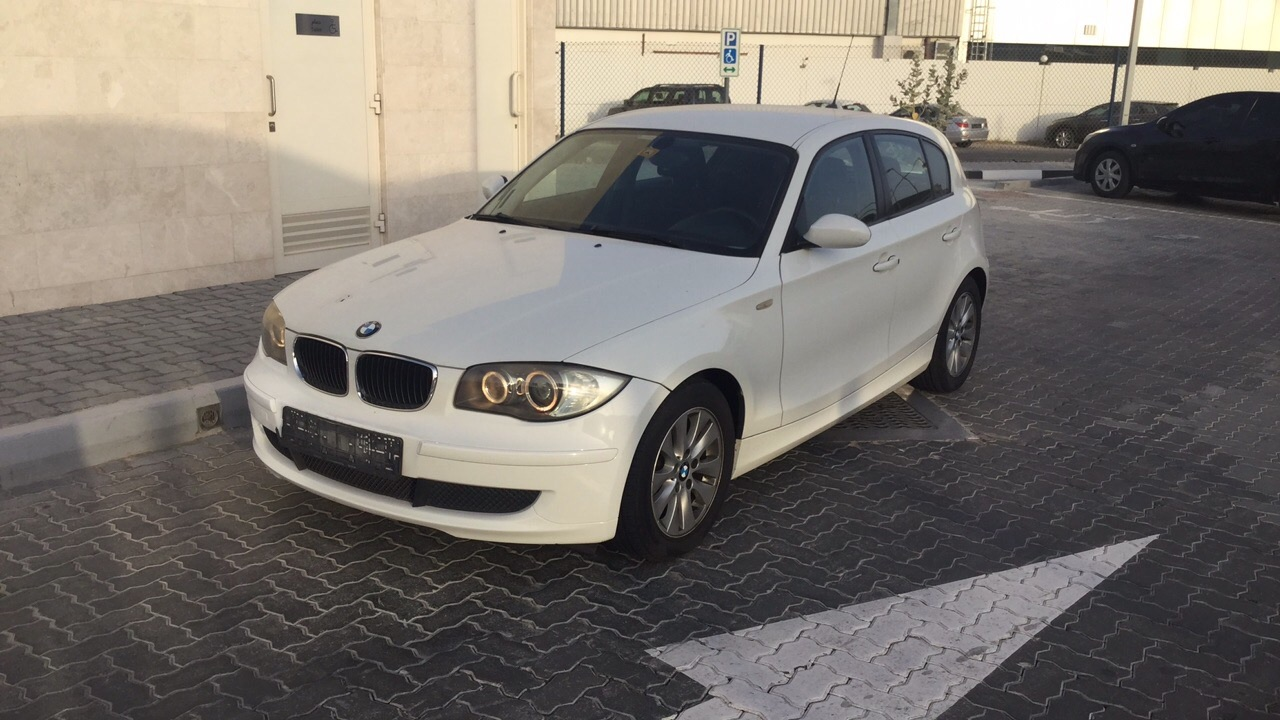 Used BMW 118i 2009 For Sale In Dubai