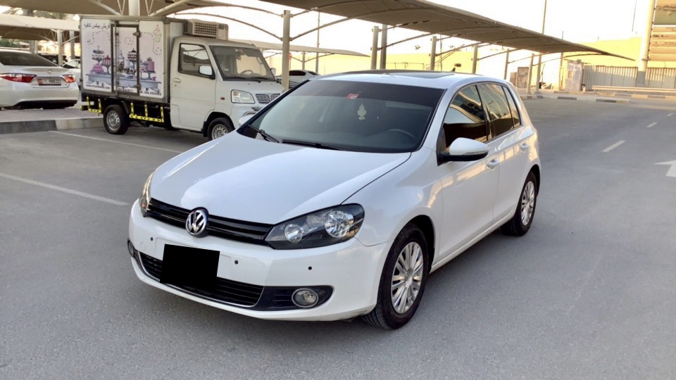 Used Volkswagen Golf 2013 For Sale In Dubai