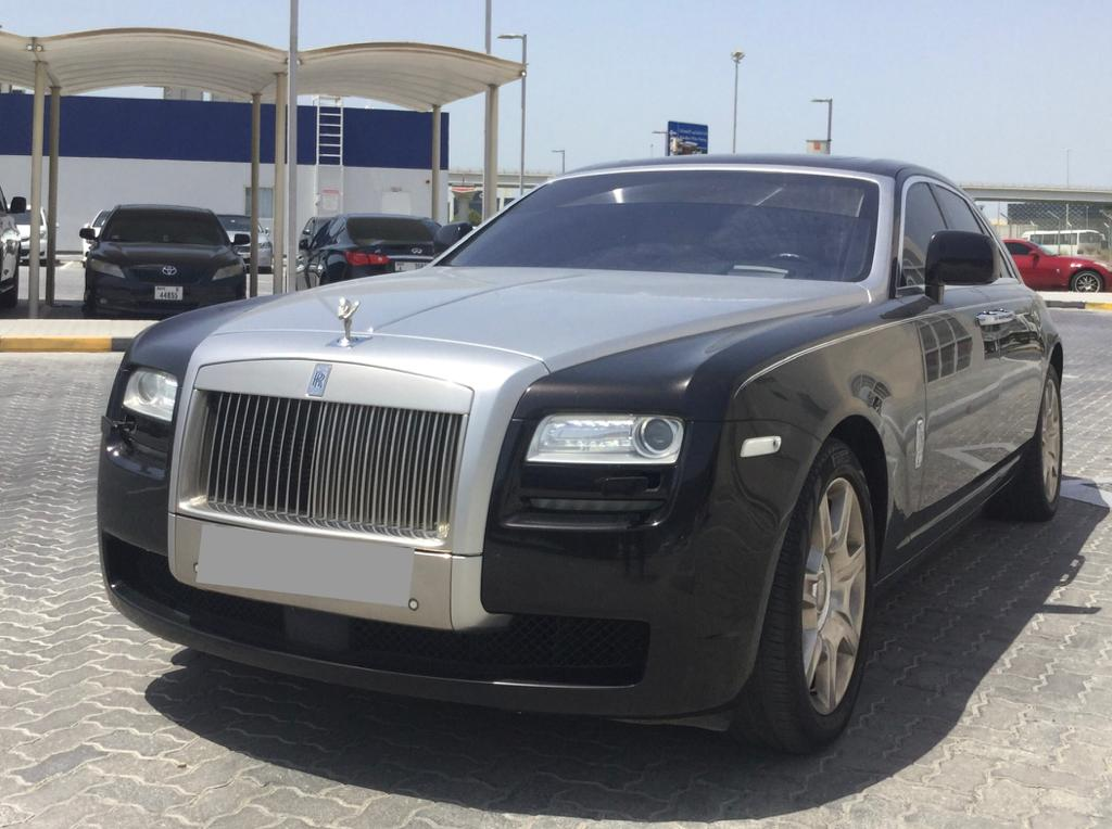 Used Rolls Royce Ghost 2011 For Sale In Dubai