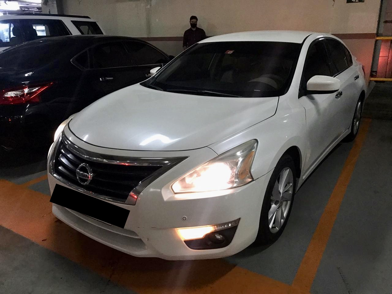 Used Nissan Altima 2.5 SV 2013 For Sale In Dubai