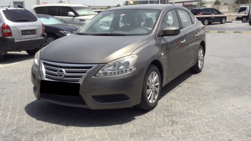 Used Nissan Sentra (1.8 S) 2016 For Sale In Dubai