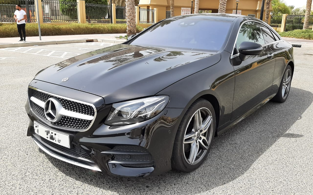 Used Mercedes-Benz E 220 D Coupe 2017 For Sale In Dubai