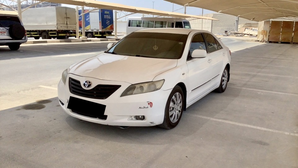 Used Toyota Camry 2008 For Sale In Dubai