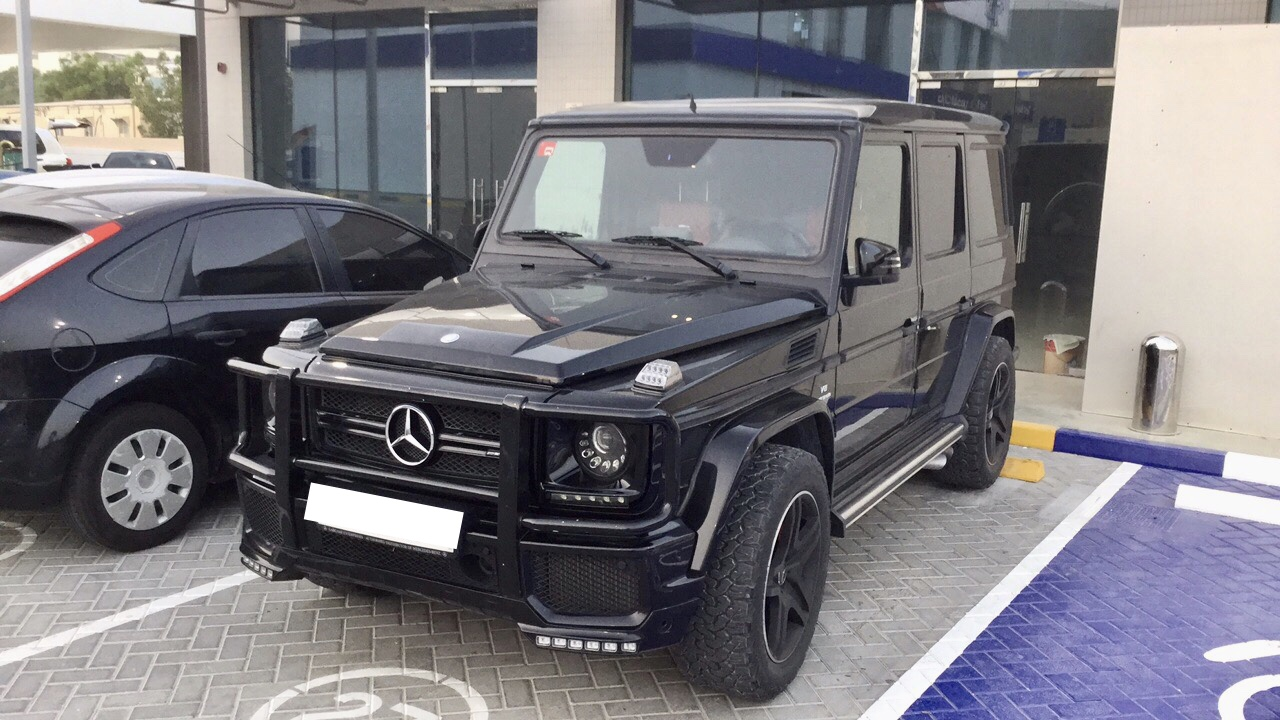 Used Mercedes-Benz G 63 AMG 2014 For Sale In Dubai