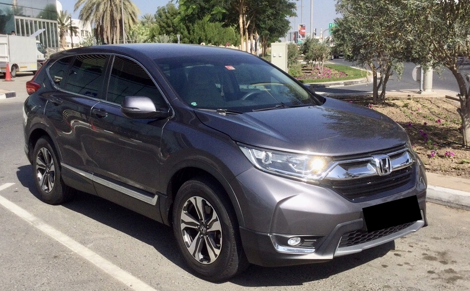 Used Honda CR-V 2WD LX Plus 2017 For Sale In Dubai