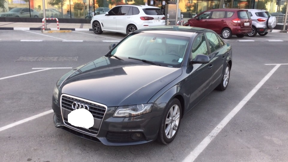 Used Audi A4 1.8 T 170 2009 For Sale In Dubai