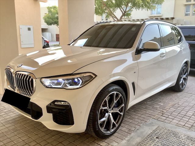Used BMW X5 40i 2020 For Sale In Dubai
