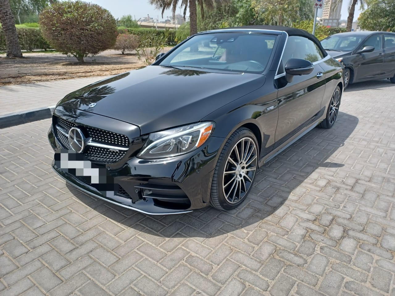 Used Mercedes-Benz C 200 Coupe 2018 For Sale In Dubai