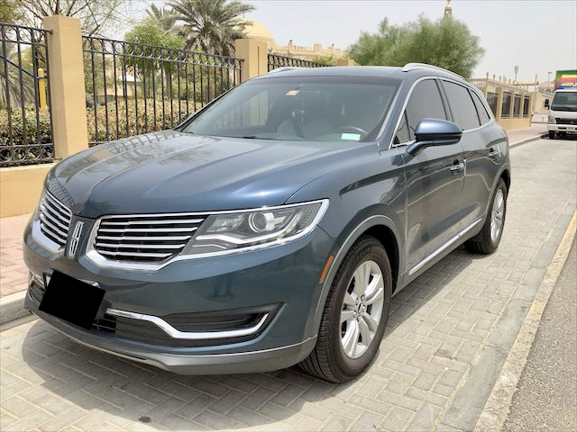Used Lincoln MKX 2016 For Sale In Dubai