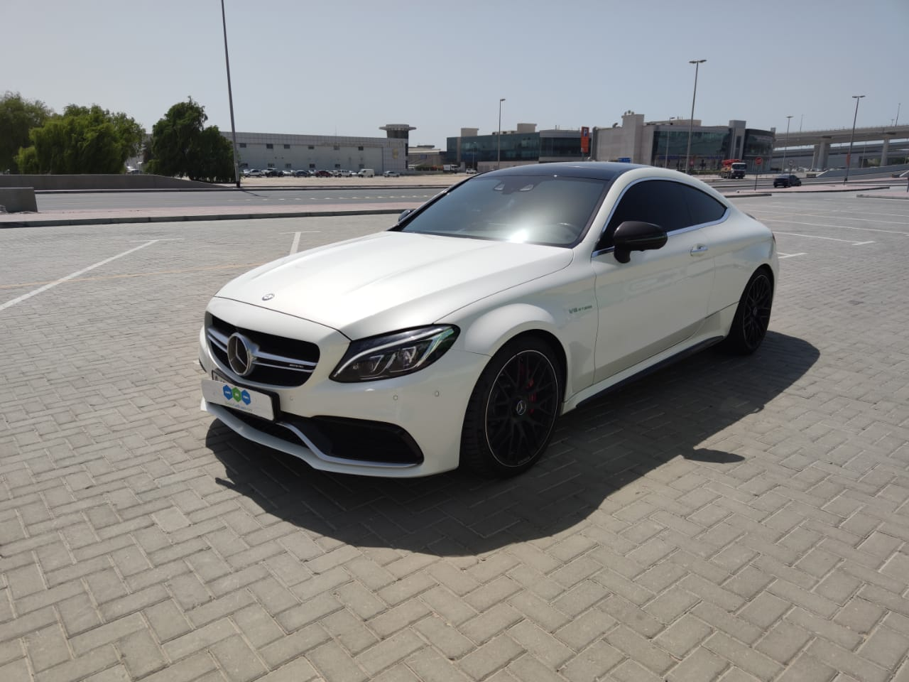 Used Mercedes-Benz C 63 AMG S Coupe 2017 For Sale In Dubai