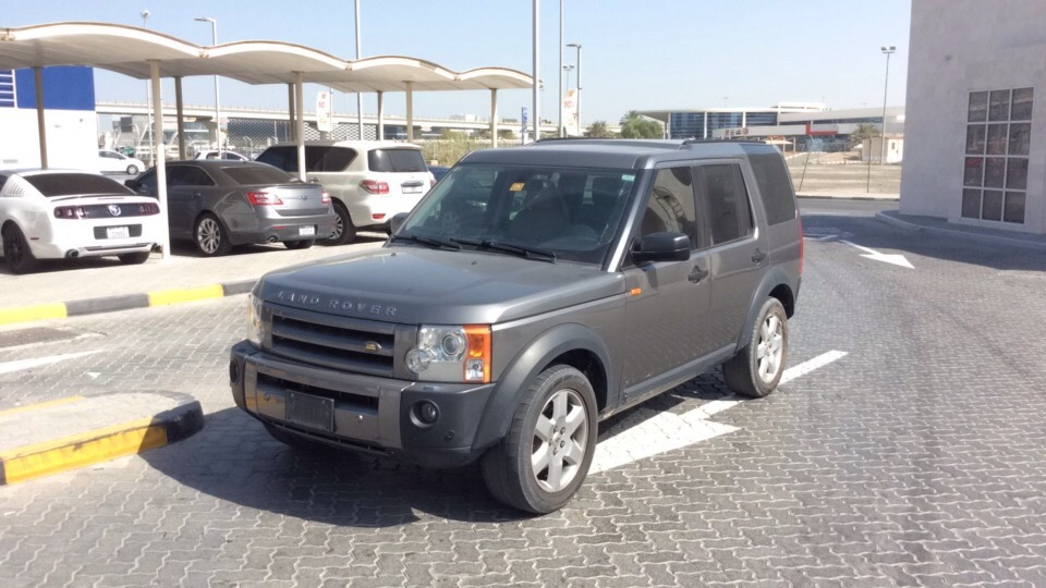 Used Land Rover LR3 4.4 2008 For Sale In Dubai