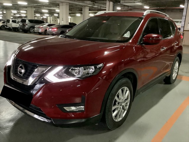 Used Nissan X-Trail 2018 For Sale In Dubai
