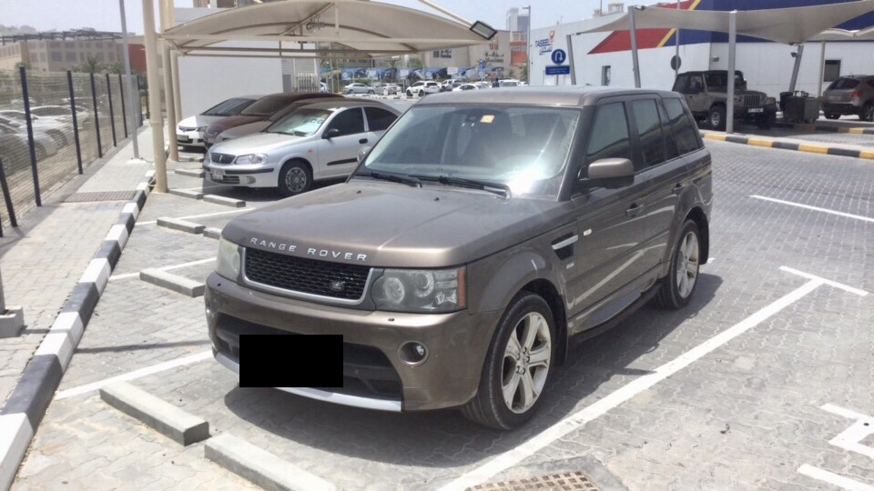 Used Land Rover Range Rover Sport Supercharge 2011 For Sale In Dubai