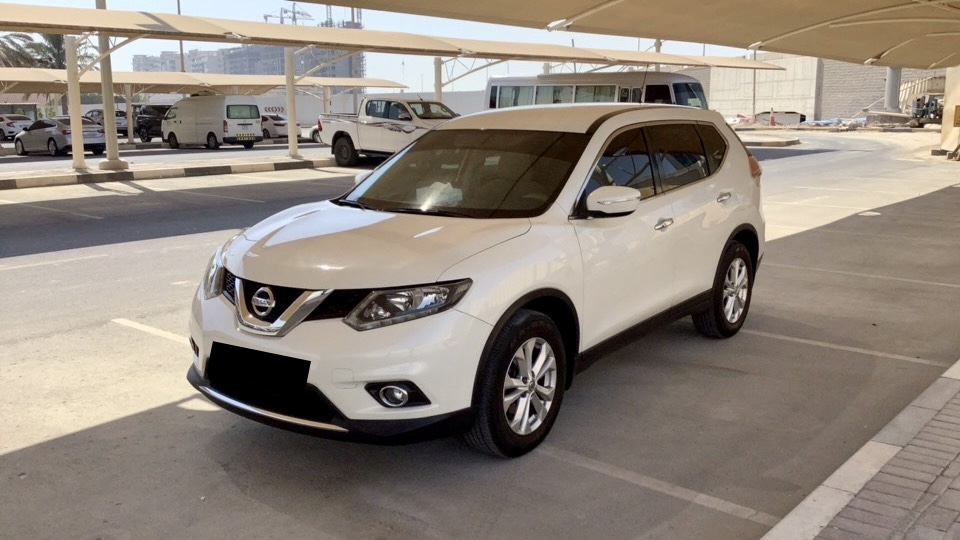 Used Nissan X-Trail (2.5 S 5-seat) 2016 For Sale In Dubai