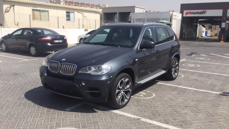 Used BMW X5 50i 2013 For Sale In Dubai
