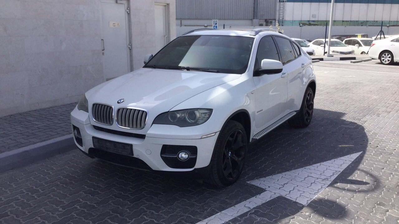 Used BMW X6 35 EX 2010 For Sale In Dubai