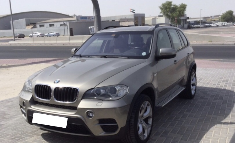 Used BMW X5 35i 2011 For Sale In Dubai
