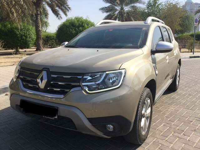 Used Renault Duster 2.0L 4x4 PE 2019 For Sale In Dubai