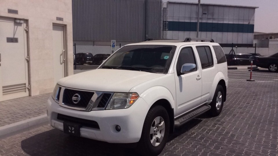 Used Nissan Pathfinder 2008 For Sale In Dubai