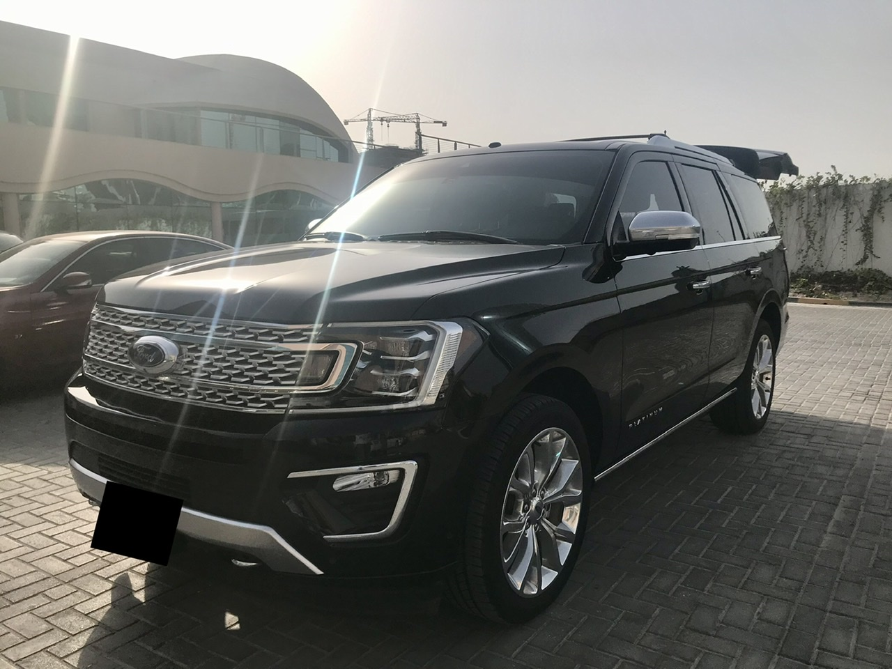 Used Ford Expedition Platinum 2019 For Sale In Dubai
