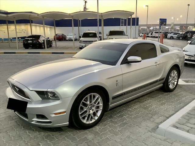 Used Ford Mustang 3.7L coupe 2014 For Sale In Dubai