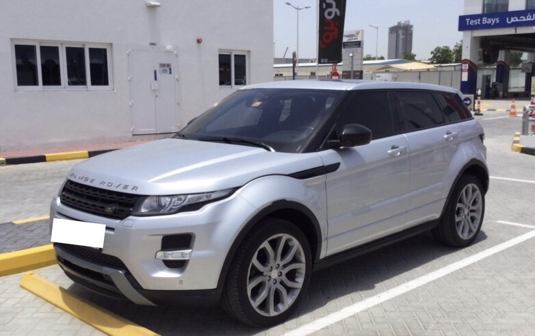 Used Land Rover Range Rover Evoque Dynamic 2015 For Sale In Dubai