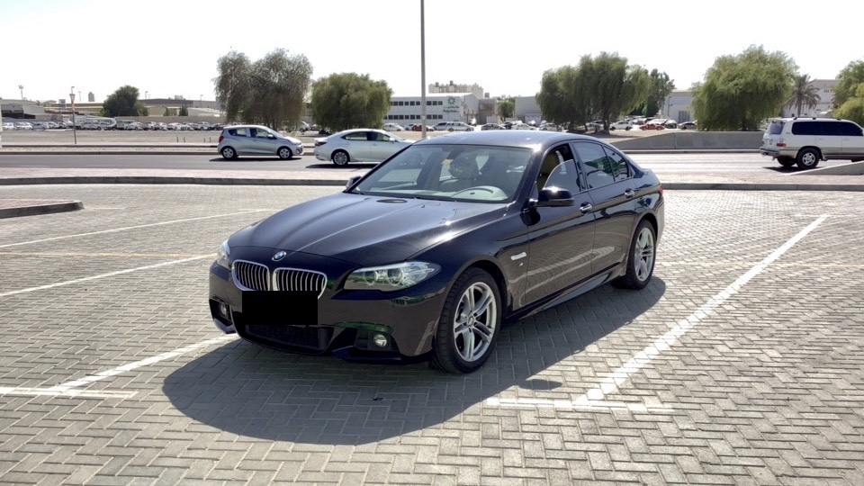 Used BMW 520i 2015 For Sale In Dubai