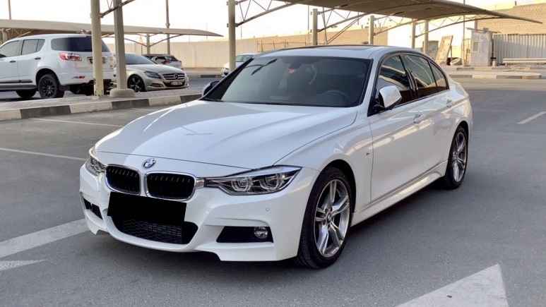 Used BMW 318i 2018 For Sale In Dubai
