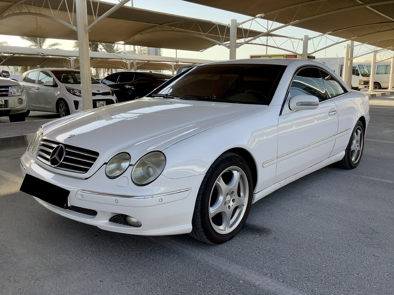 Used Mercedes-Benz CL 500 2001 For Sale In Dubai
