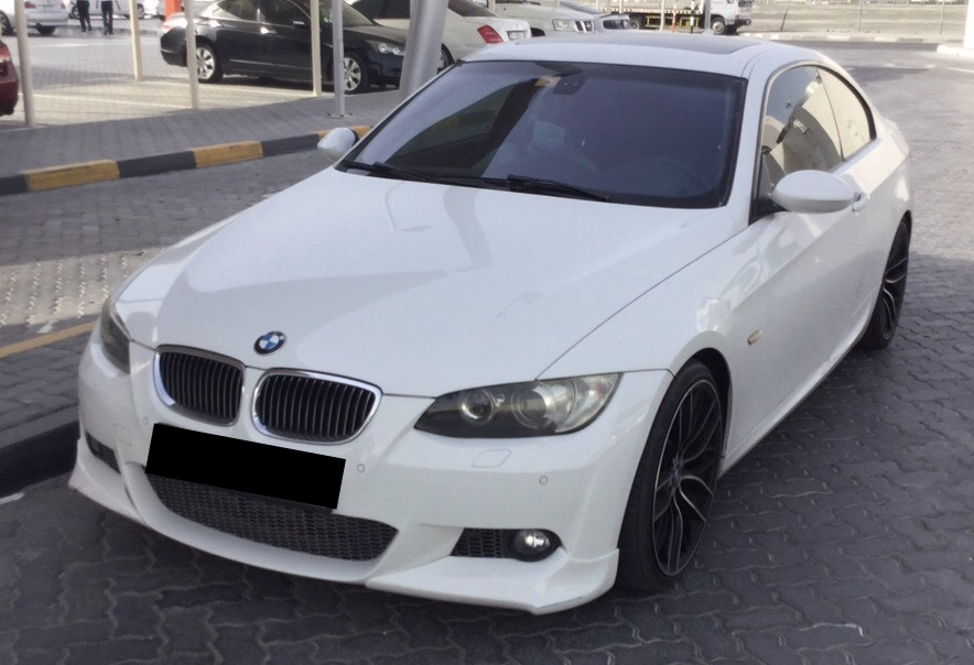 Used BMW 335i Coupe 2010 For Sale In Dubai