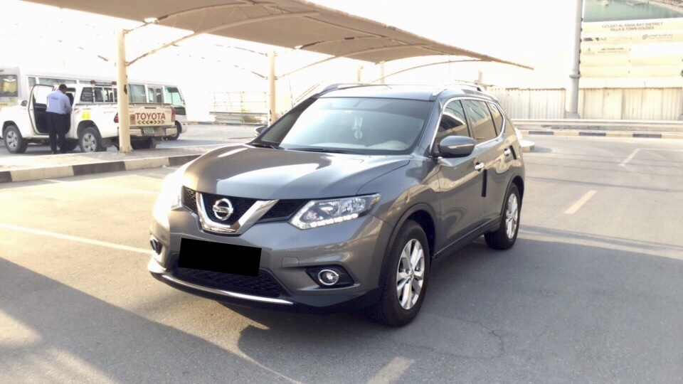 Used Nissan X-Trail (2.5 SV 4WD 7-seat) 2016 For Sale In Dubai