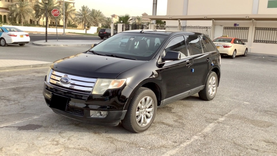Used Ford Edge 3.5L Limited 2008 For Sale In Dubai