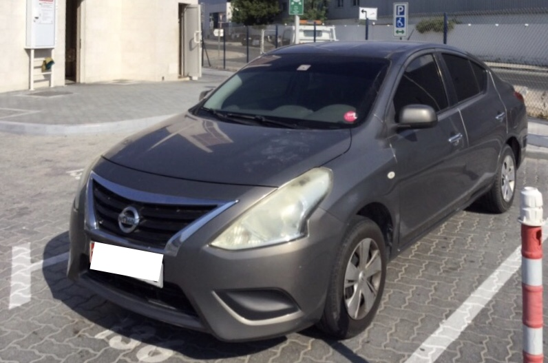 Used Nissan Sunny S 2015 For Sale In Dubai