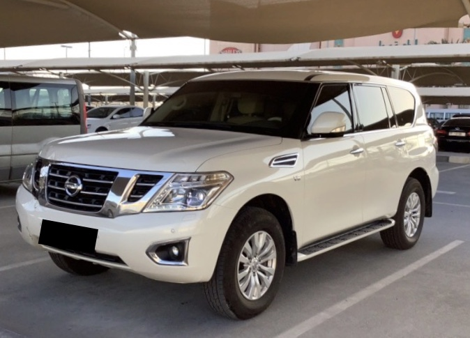 Used Nissan Patrol LE 2017 For Sale In Dubai