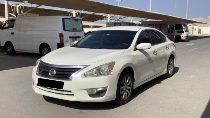 Used Nissan Altima 2.5 S 2015 For Sale In Dubai