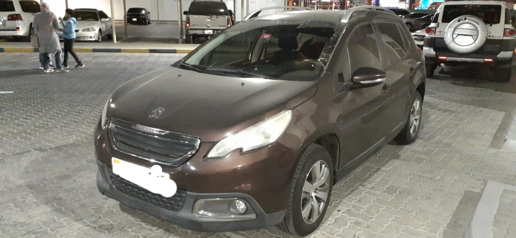Used Peugeot 2008 2015 For Sale In Dubai
