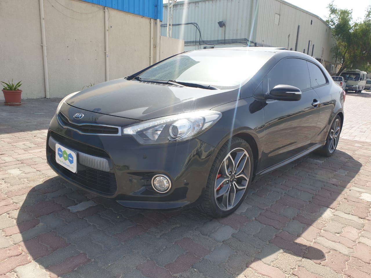 Used Kia Cerato Koup 2015 For Sale In Dubai