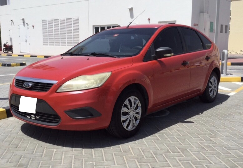 Used Ford Focus 2.0L 2009 For Sale In Dubai