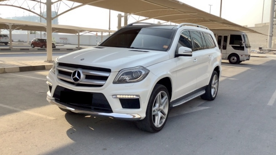 Used Mercedes-Benz GL 500 2013 For Sale In Dubai