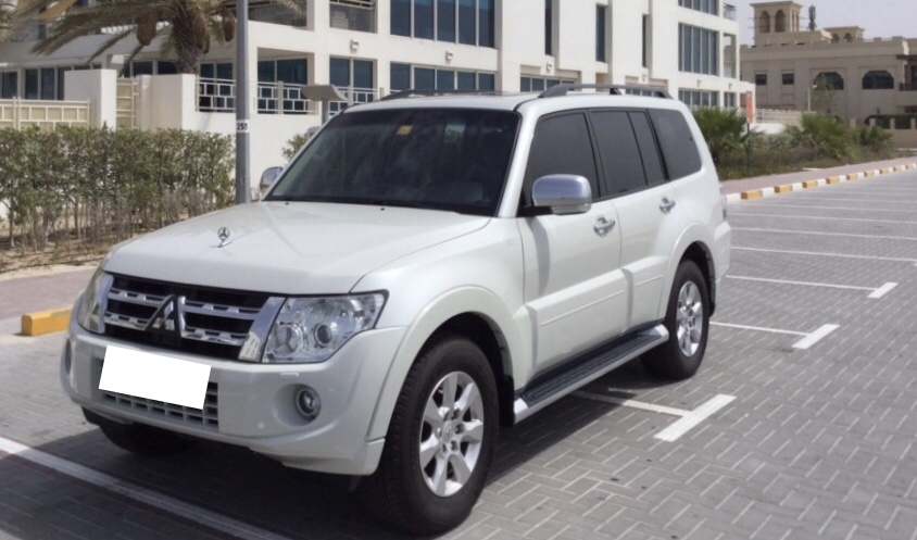 Used Mitsubishi Pajero 3.5 2014 For Sale In Dubai
