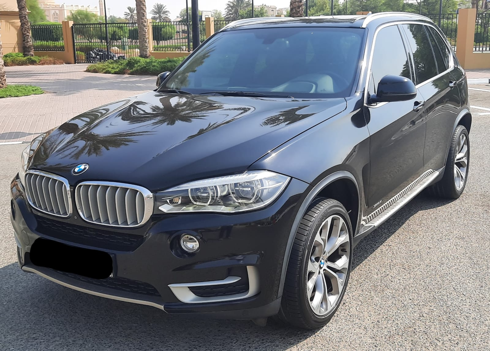 Used BMW X5 35i 2015 For Sale In Dubai