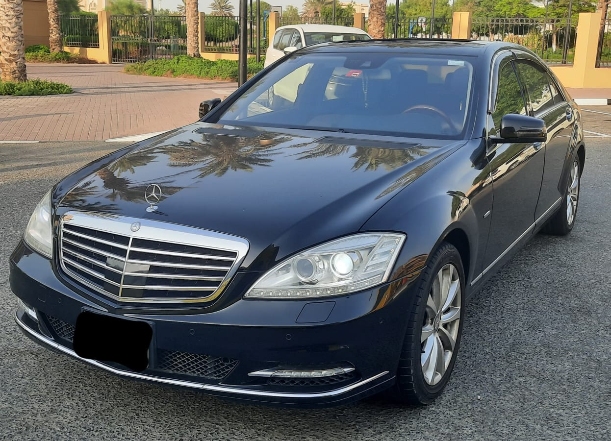 Used Mercedes-Benz S 550 2012 For Sale In Dubai