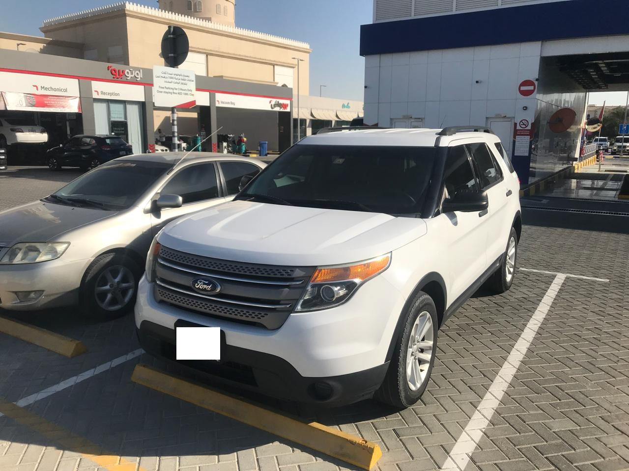 Used Ford Explorer 2014 For Sale In Dubai