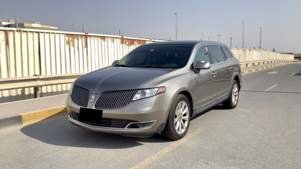 Used Lincoln MKT 2016 For Sale In Dubai